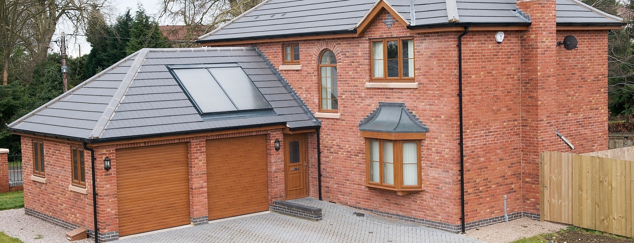 Would You Like A Made To Measure Garage Door Delivered