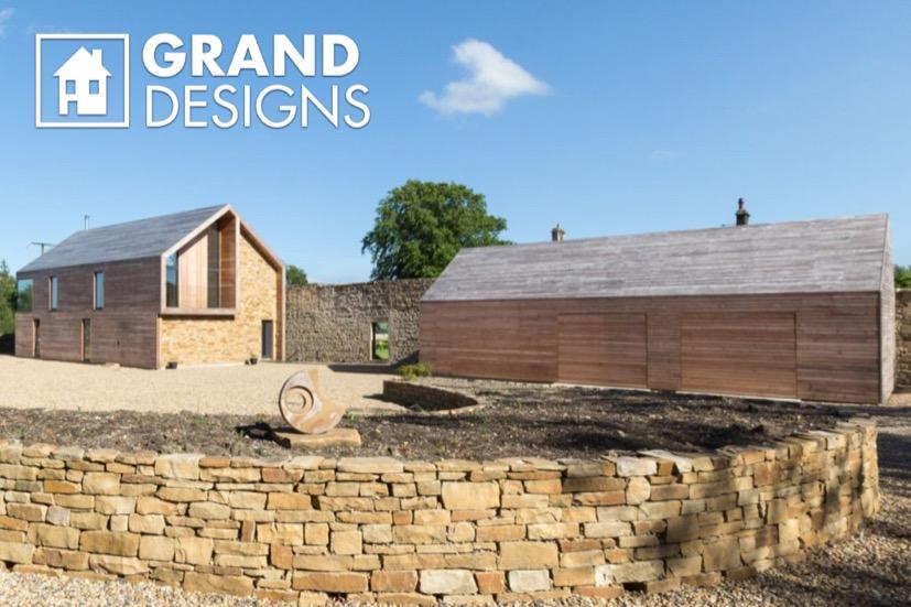 h rmann garage door to be featured on grand designs. Black Bedroom Furniture Sets. Home Design Ideas
