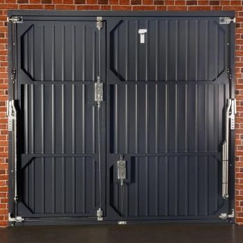 Fort Smart Pass garage door