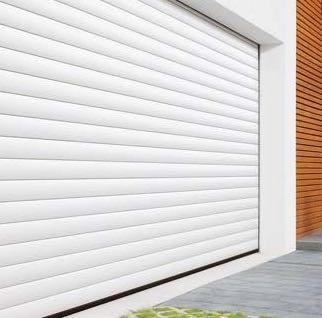 Roller garage doors Including insulated