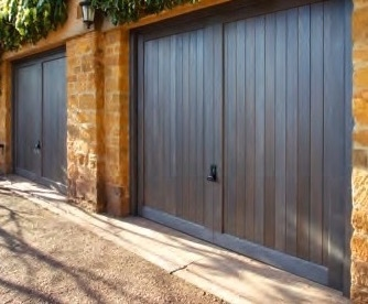 Timber garage doors All types and makes