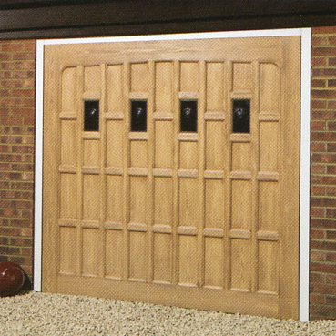 Bespoke Garage Doors In Wood Metal Grp And Sectional