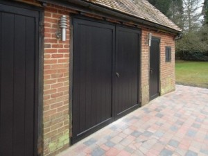 Bespoke Garage Doors in Wood, Metal, GRP and Sectional