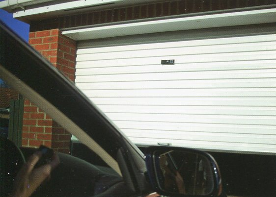 Picture of Gliderol single-skin continuous curtain roller garage door