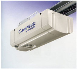 Garamatic 7 automatic  garage door kit with belt drive and 2 hand transmitters