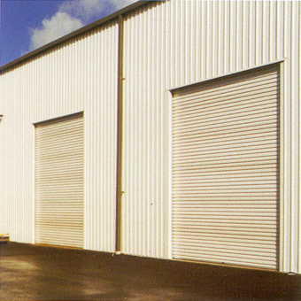 Picture of Gliderol light industrial roller shutters