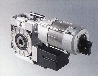 Picture of Hormann direct drive motor