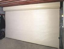 Aluroll Insulated Roller Garage Door features a full box housing as standard.