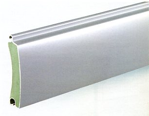 Picture showing Hormann Rollmatic smooth slat