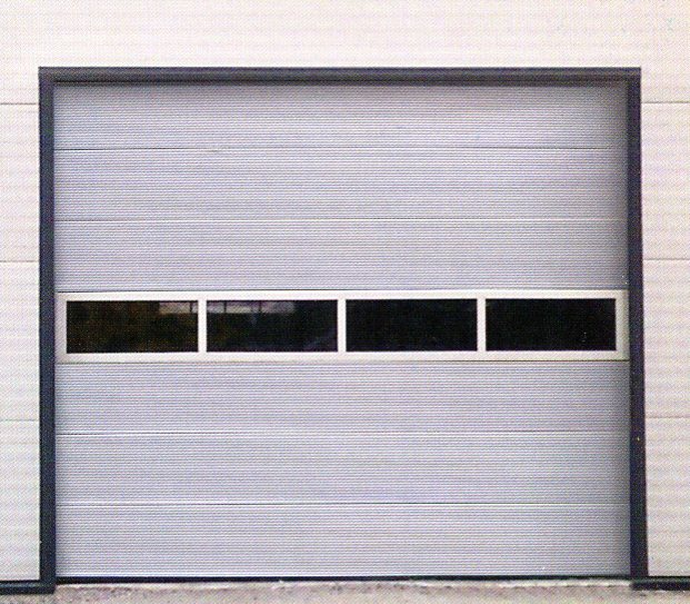Picture of Ryterna macro rib industrial sectional door