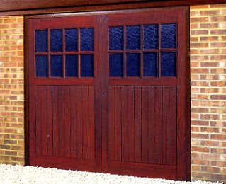 Picture of Wessex Sherwood GRP garage door