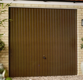 Garador Carlton steel up & over garage door