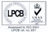 Aluroll LPCB Certification