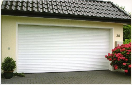 Gliderol Insulated Roller Garage Door