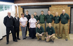 Photo of Woodrite Doors helpful and highly trained staff