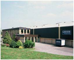 Garador factory in Yeovil,  Somerset