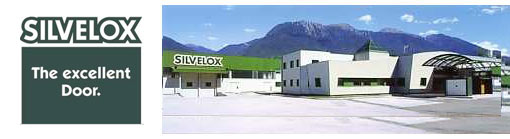 silvelox logo and factory