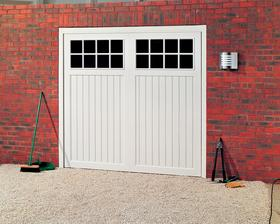 Cardale Elite Bedford up and over ABS garage door