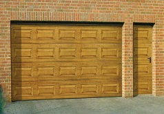 Carteck Georgian Sectional Door