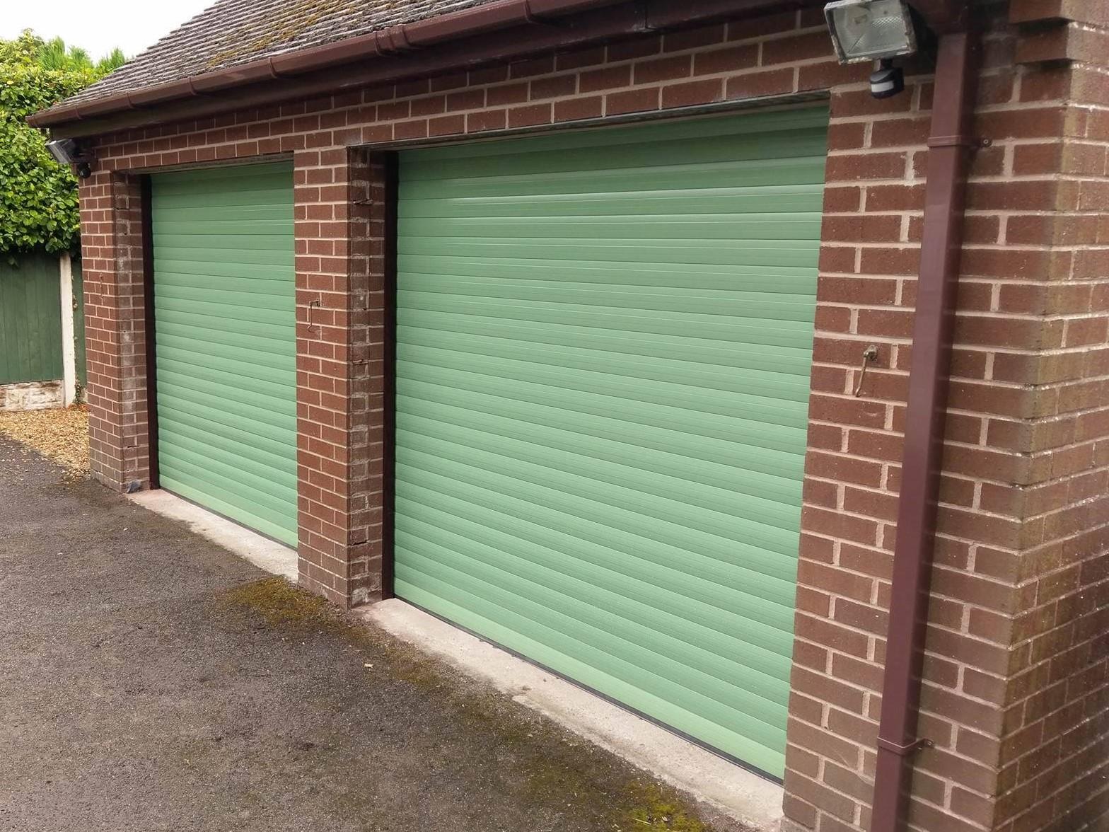 Garage Doors Oswestry Chirk Ellesmere Baschurch North