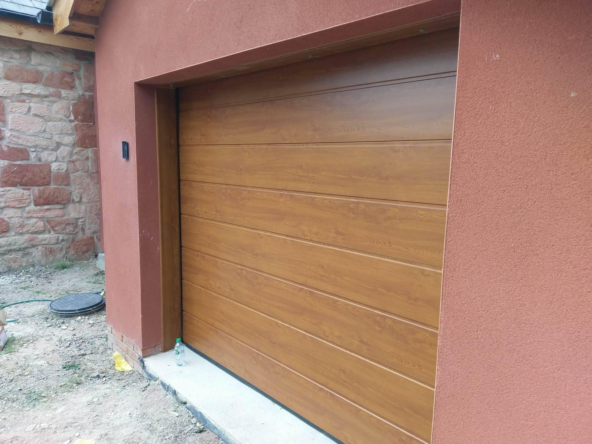 Garage Doors Oswestry Chirk Ellesmere Baschurch North