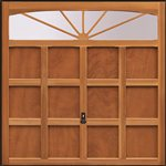 Garador Hinton cedar door