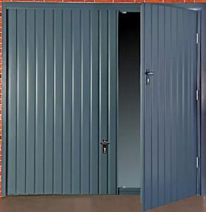 Garage Door With Pedestrian Door Wicket Garage Doors
