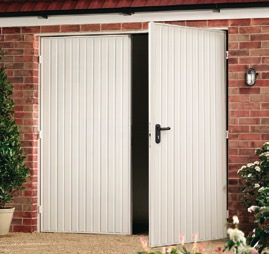 Garador Carlton side hinged door