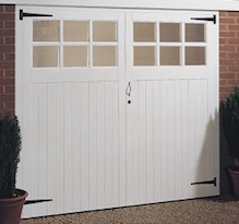 Jeldwen softwood side hung glazed door