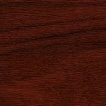 Decograin Rosewood: mahogany-coloured timber design