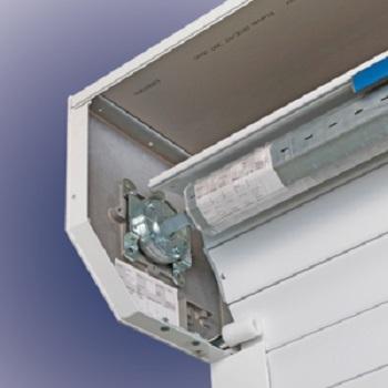 Aluroll Insulated Garage Doors Classic Insulated Roller Door