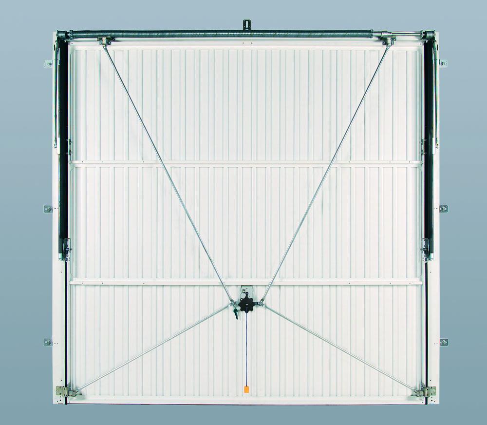 Guide To Steel Up And Over Doors Arridge Garage Doors