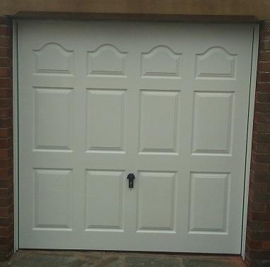 Garage Door Fitter Installer Edinburgh Perth Kinross