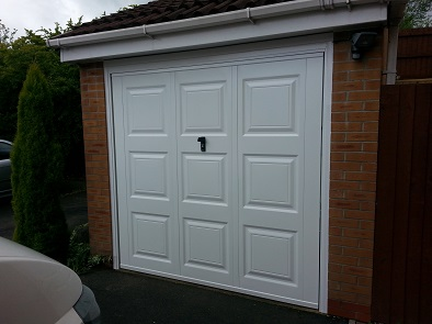 cardale garage doors fitting instructions