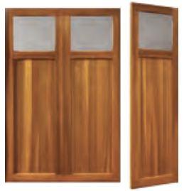 Wooden Garage Doors Prices Hormann Cedar Door Woodrite