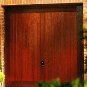 Garador Woodgrain Grp Garage Doors Timber Effect