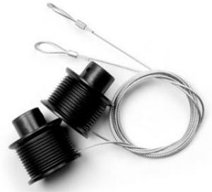 Marley Cones and Cables for canopy doors 66 high