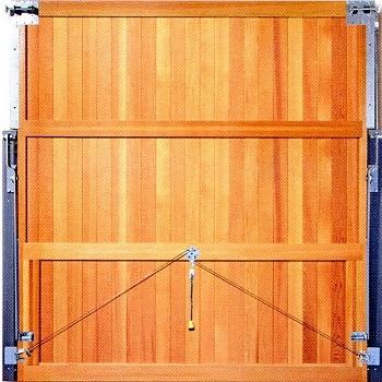 Rear of Solid-Built door on Masta-Gear