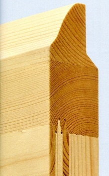 Solid Timber Section