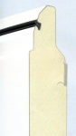 Hormann S-Panelled Woodgrain LPU40 Insulated Sectional Garage Door