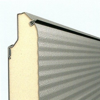 40mm Panel Section