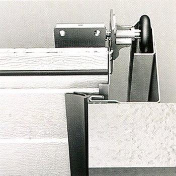 Flush Mounting of Vertical Leg Profiles