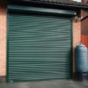 Compact Automatic Insulated Roller Door