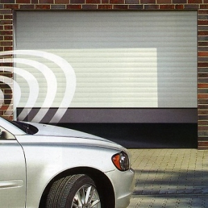 Hormann Rollmatic Automatic Insulated Roller Garage Door