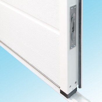 Carteck Georgian Vertical Panel Insulated Side Hinged