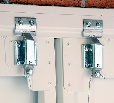 Top latches upgrade supplied with threshold option