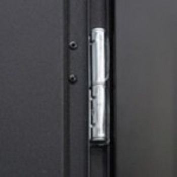 High grade corrosion protected hinges