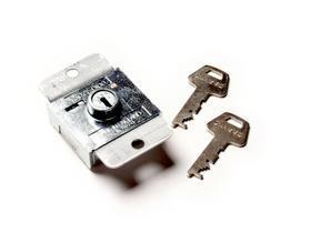 Garador 7 Lever dead bolt cabinet lock