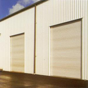 Gliderol Series B Light Industrial Roller Doors madetomeasure