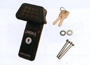Wessex EuroProfile Locking Handle